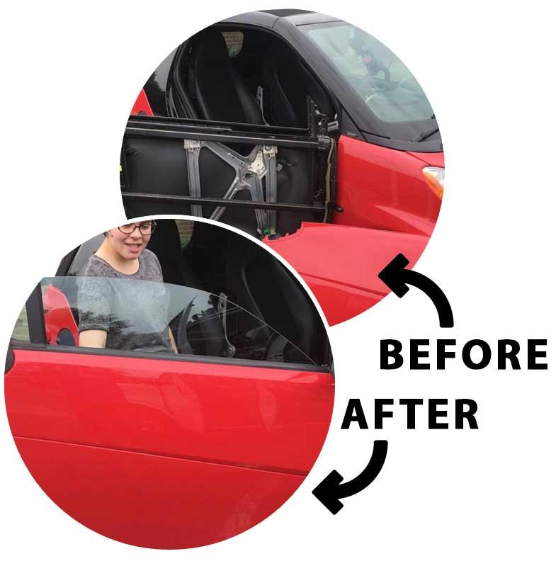 Car Door Window Replacement Professional Auto Glass