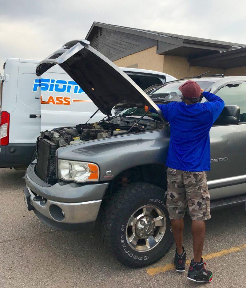 Denver Auto Glass Repair Services